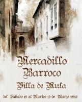 Mercadillo Barroco de Mula