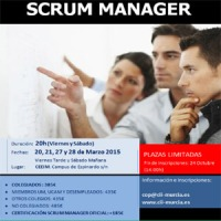 Curso Scrum Manager