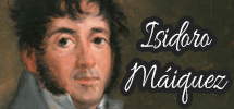 Banner Isidoro Máiquez