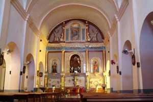 Retablo Mayor de la Iglesia de Nuestra Señora de los Remedios