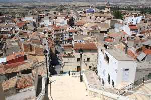 Barrio donde residió Riquelme