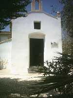 Fachada de la Ermita de San Roque del siglo XVI