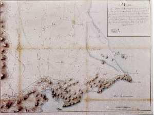Campo de Cartagena y Murcia 1721