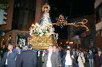 Procesión de Nuestra Señora del Rosario