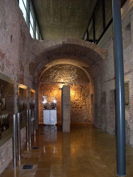 Baños Romanos Historia:Baños romanos