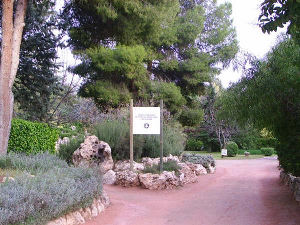 Naturaleza de la estacada regi n de murcia digital for Jardin de la polvora murcia