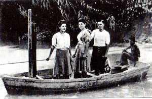 Barca en el Javalí