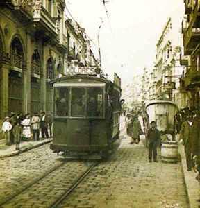 Tranvía de Murcia a Los Dolores