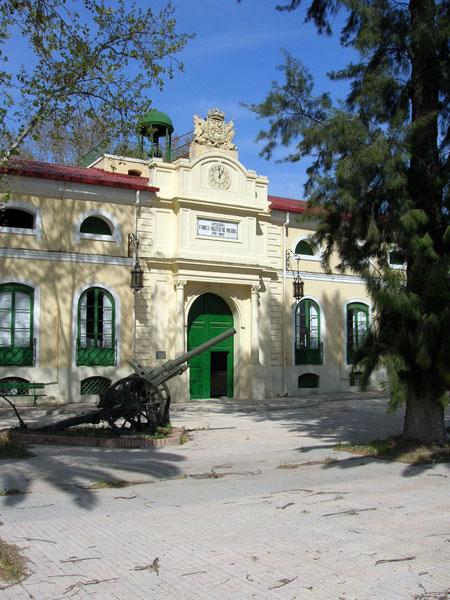 Econom a de javal viejo for Jardin de la polvora murcia