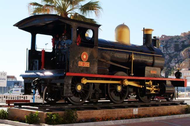 Guilas la ruta del ferrocarril 2018 regi n de murcia for Oficina turismo aguilas