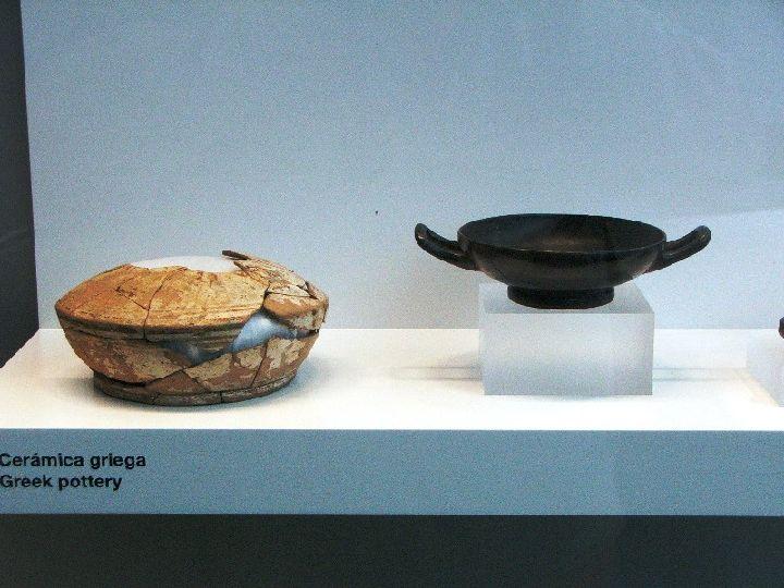 Arqua museo nacional de arqueolog a subacu tica mare - Ceramica el mazarron ...
