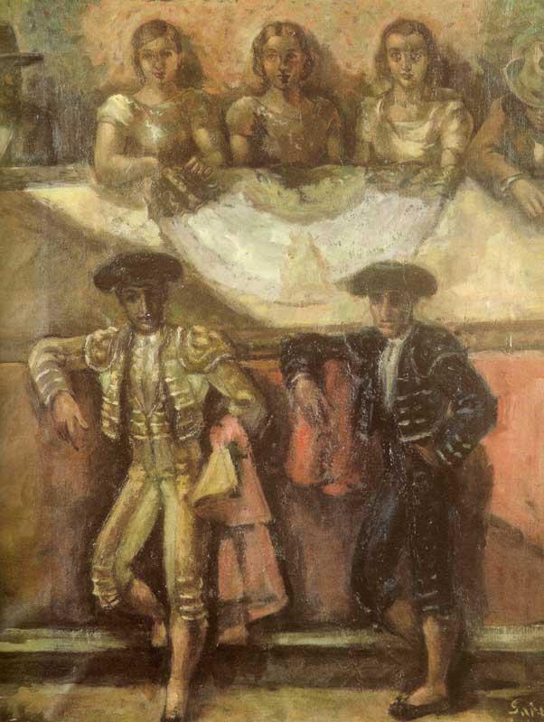 Joselito y Belmonte, por Luis Garay
