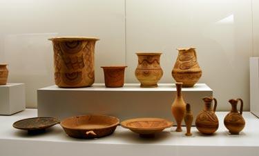 Visita al museo arqueol gico de murcia regi n de murcia - Ceramica el mazarron ...