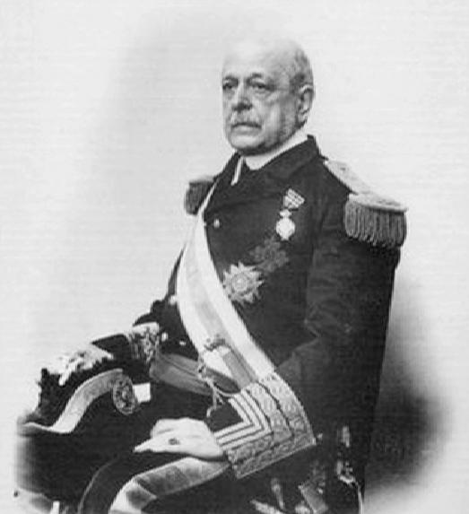 José María Berenguer, ministro de Marina [Isaac Peral]