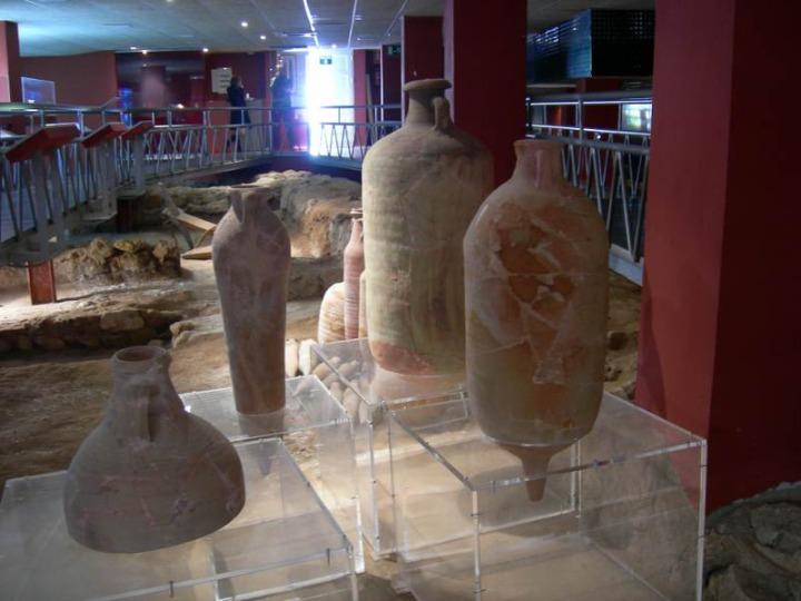 Historia antigua de mazarr n antig edad tard a el - Ceramica el mazarron ...