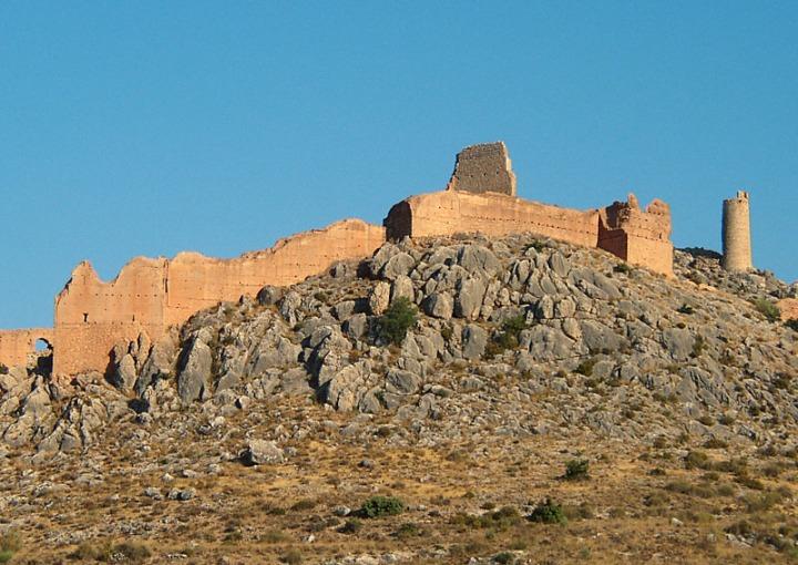 Arqueolog a en la regi n de murcia yacimientos for Muebles castillo murcia