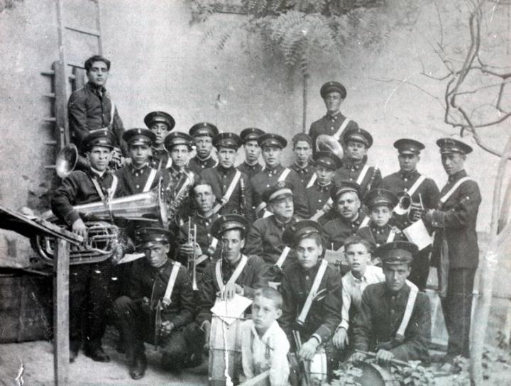 Bandas de m sica de la regi n banda musical de blanca for Blanca romero grupo musical