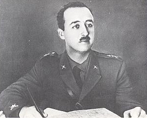 El general Francisco Franco