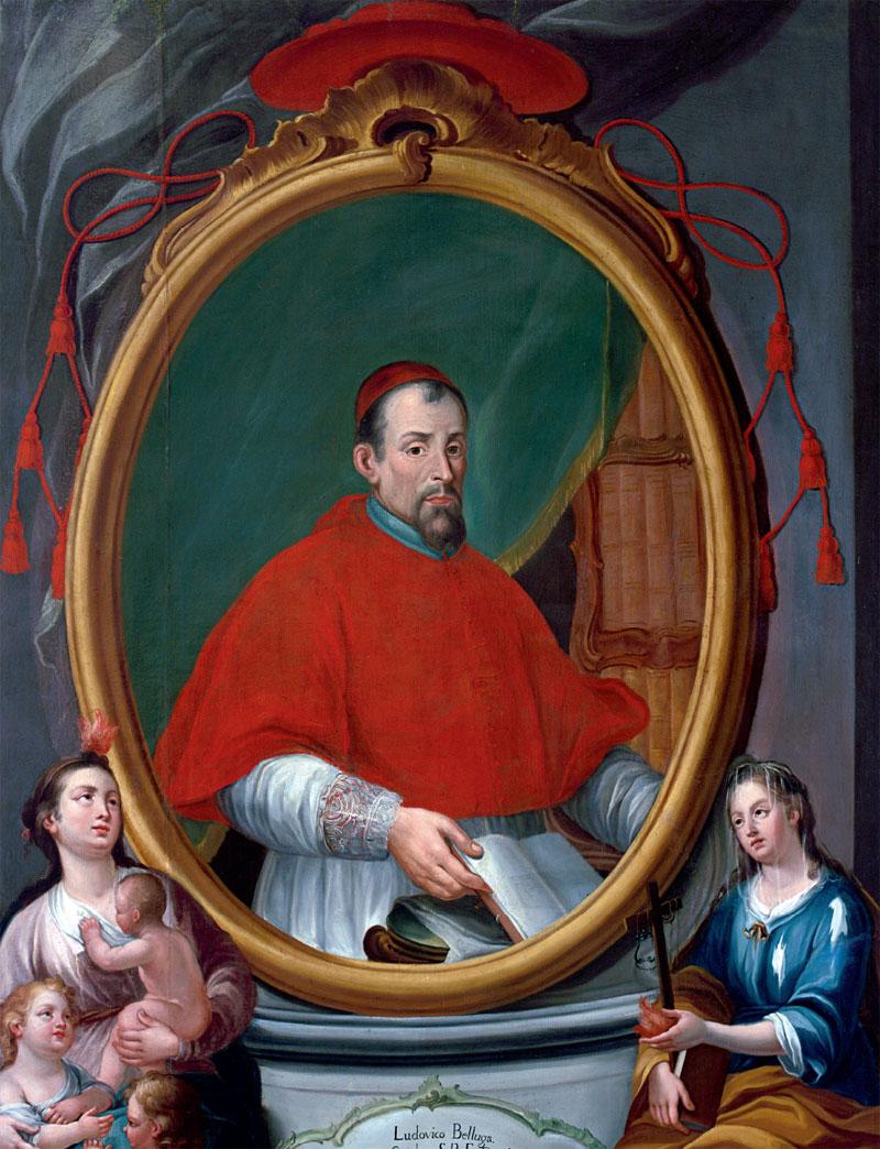 Cardenal Luis Belluga y Moncada