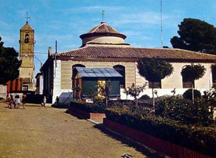 La antigua iglesia de torre pacheco siglo xx regi n de - Marmoles torre pacheco ...