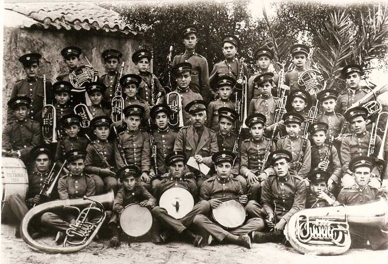 Banda musical de Totana