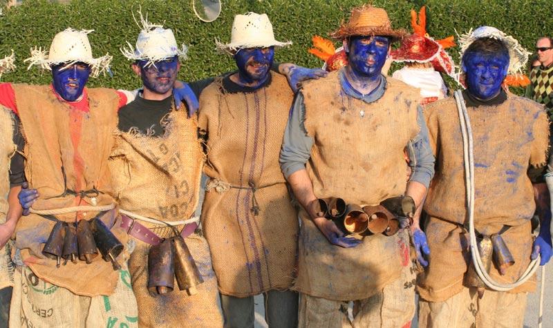 Grupo de Cherros de Zeneta (Murcia)