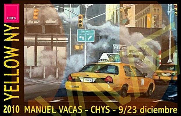 Yellow NY. Manuel VACAS