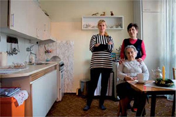 Proyecto fotográfico sobre la familia en la Unión Europea