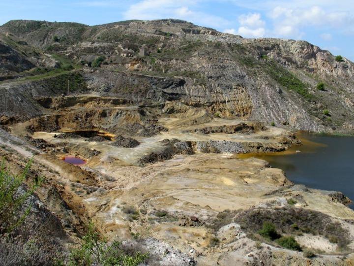 Patrimonio geol gico de murcia causas de su diversidad for Estudiar interiorismo murcia