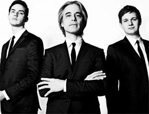 Niels Lan Doky Trio