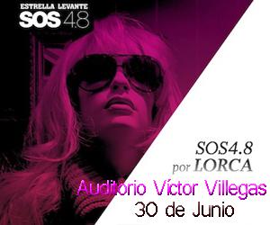 Concierto Solidario SOS 4.8 por LORCA