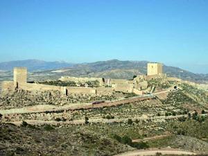 El Castillo de Lorca