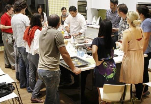Curso gratuito de cocina abierto plazo de inscripci n - Curso de cocina murcia ...