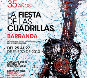 Fista de Las Cuadrillas de Barranda 2013