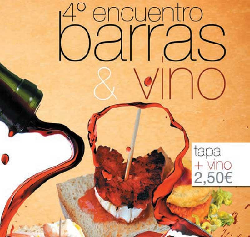 Barras y Vino