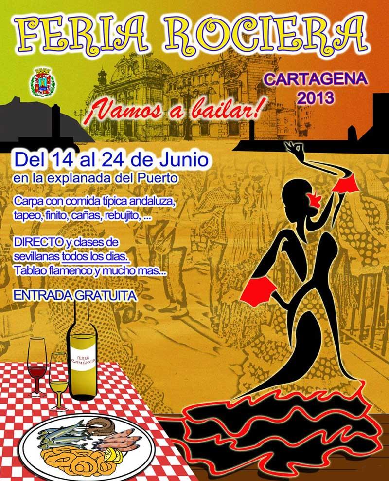 I Feria Rociera de Cartagena