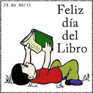 Resultado de imagen de icono 23 de abril día del libro