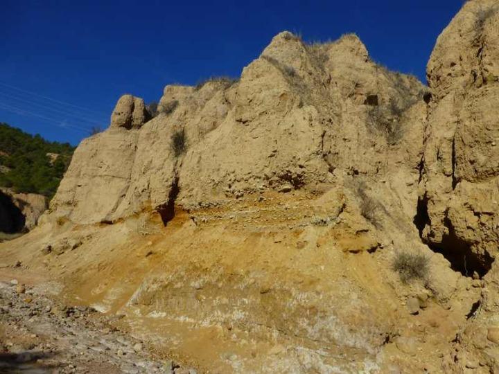 Rambla de librilla bco del infierno paisaje protegido de for Terrazas fluviales