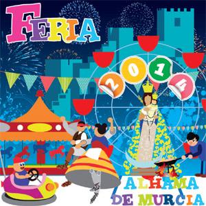 Feria de Alhama de Murcia 2014