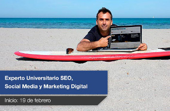 Título de Experto en SEO, Social Media y Marketing Online de la UCAM