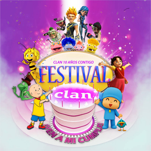 Festival Canal Clan