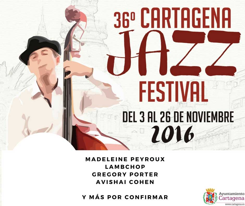 Jazz Cartagena 2016