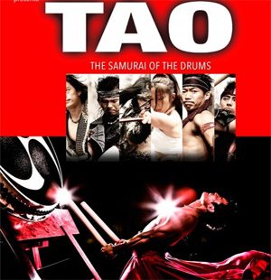 TAO, THE SAMURAI OF THE DRUM