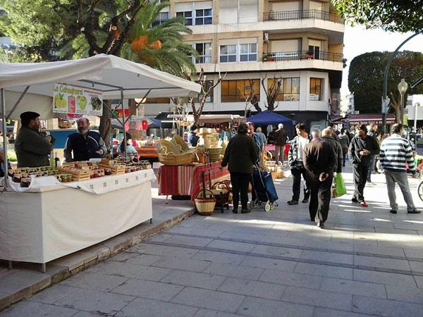 Mercado Artesano Las Palomas, Villa de Alcantarilla