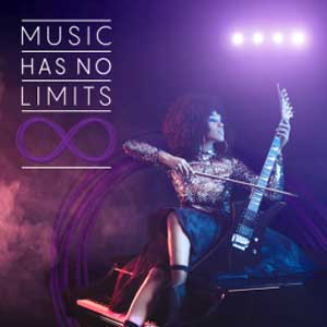 Music Has No Limits (MHNL) en Victor Villegas