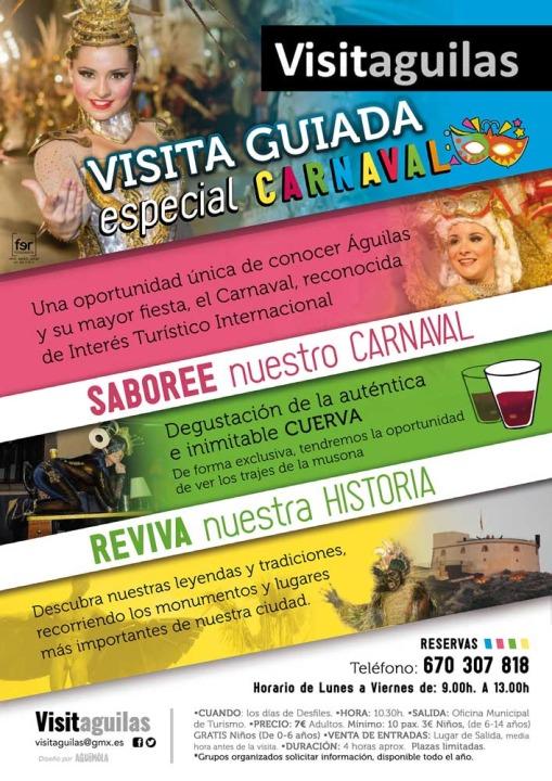Guilas visita guiada especial carnaval regi n de for Salida de la oficina internacional de origen