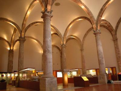Interior Museo Arqueológico