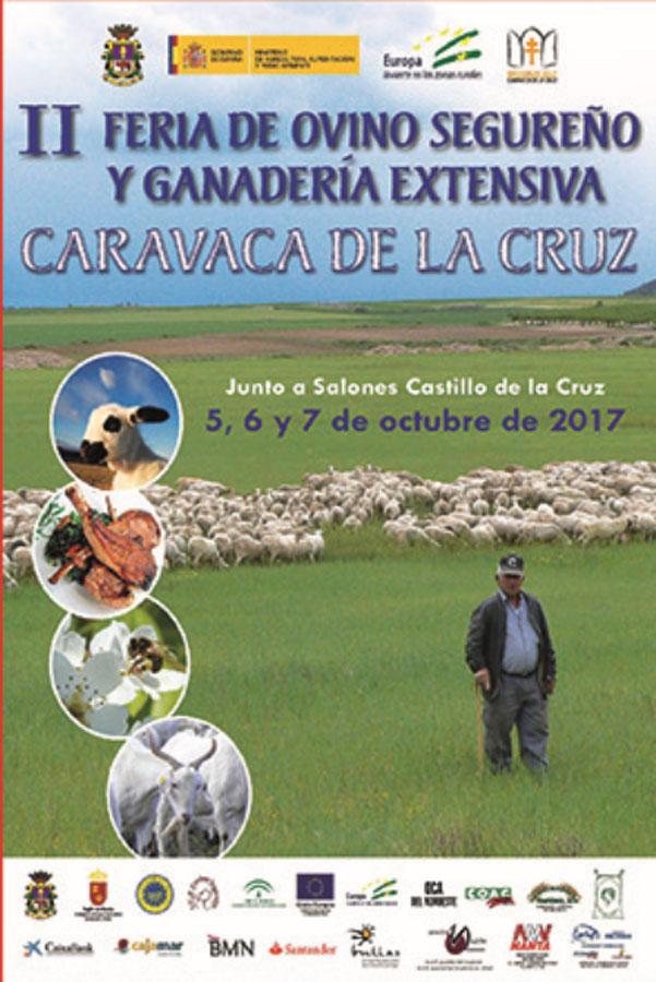 Resultado de imagen de II Feria de Ganado Ovino Segureño y Ganadería Extensiva. Caravaca 2017