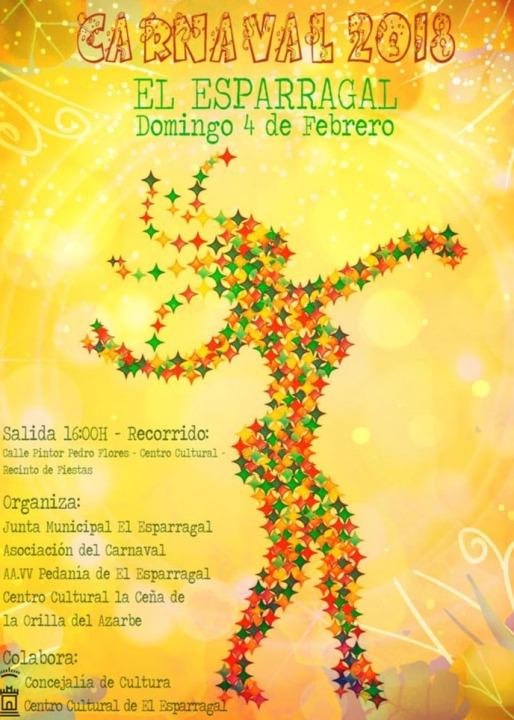 Desfile de carnaval de el esparragal la gu a w la gu a - Viveros murcia el esparragal ...