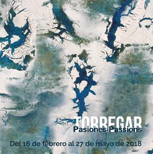 """Exposición """"Pasiones"""" de Torregar en El MURAM de Cartagena"""